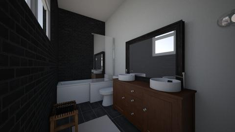 Master Bath - Modern - Bathroom  - by tiffanypham29