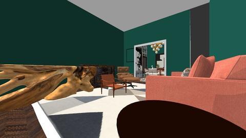 Kitchen - Eclectic - Kitchen  - by Nakyla Garrison