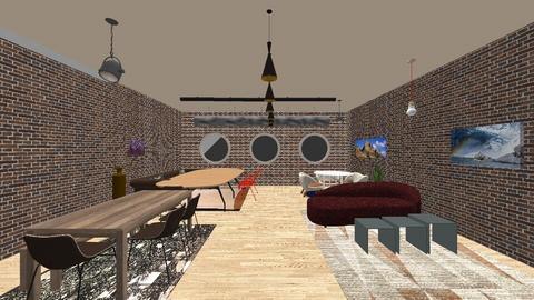loft - by magdasmo