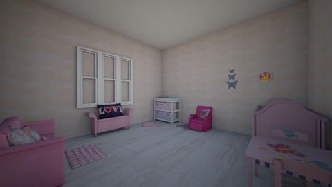 nursery - Kids room  - by MillieBB_fan
