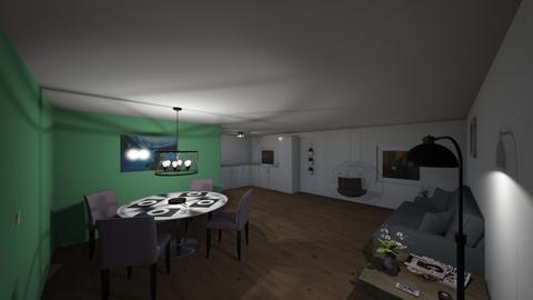 Apartment - by KathyScott