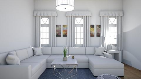 living room - by sunnflowergirl