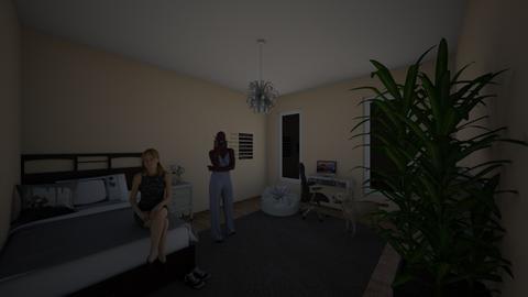 GRRRRRR - Modern - Bedroom  - by Seanagill