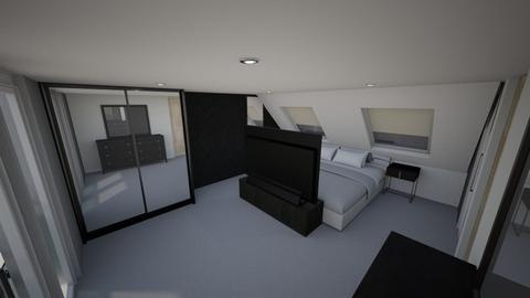 Loft Extension 3 - Bedroom  - by Alice2021