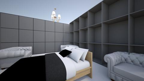 koco - Modern - Bedroom  - by zukeko