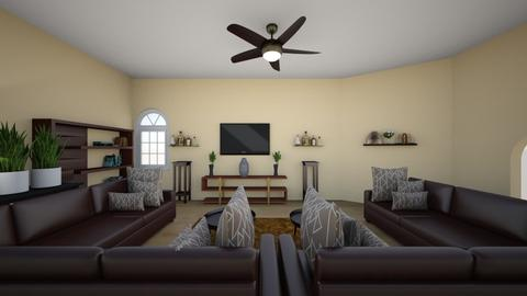 family and friends room - Living room - by Bri2007
