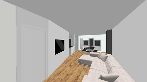 1st Schiedam - Living room  - by ajodhiashiva