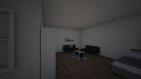 Engels dreambedroom - Modern - Bedroom  - by amber_yu