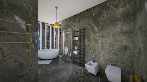 dream bath - Modern - Bathroom - by Jessi Bust