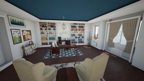 NY - Eclectic - Office  - by katarina_petakovi