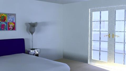 Minimal Bedroom - Minimal - Bedroom  - by MissMarlboro