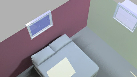 start bedroom - Bedroom - by deejustdee