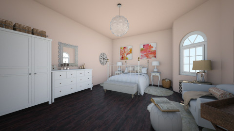 csajszis - Feminine - Bedroom - by kiscsitty