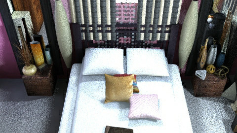 my finished bedroom - Bedroom - by deejustdee