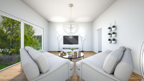 Modern Home Living Room - Living room  - by xxxItsDesignerGirl