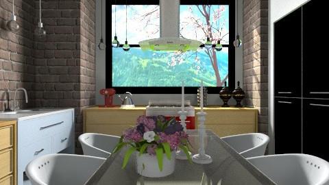 Masseldor Kitchen - Modern - Kitchen  - by 3rdfloor