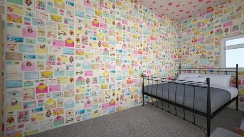 Our bedroom 1 _ SPNDA  - Modern - Bedroom - by DEBORAH5