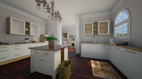 nature - Kitchen  - by rasty