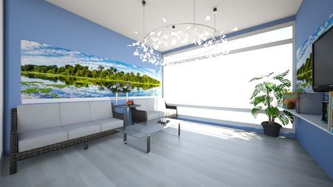 nice mirror room - Modern - by Nylearb