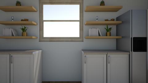 Jones Kitchen - Kitchen - by AugustLilyInteriors