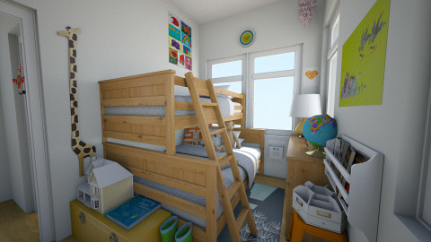 Room - Kids room  - by lauren_murphy