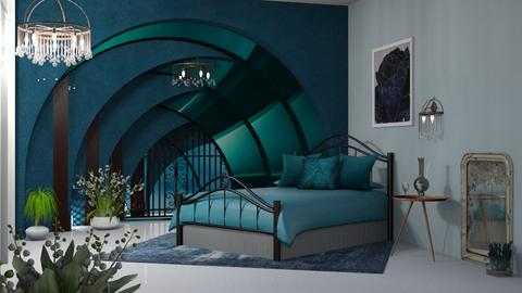 M_Labyrinth - Bedroom - by milyca8