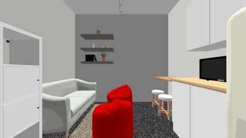Educator Space Project II - Office - by valynpoh