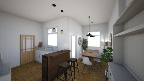 Kitchen diner - Kitchen - by Nicko123