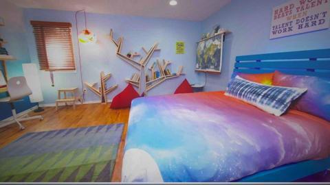 tye dye room - by cb28026