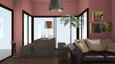 j - Living room - by Kataszabo