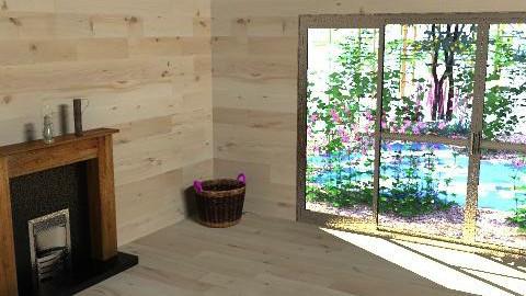Rustic Cabin w/Stream 4 Sale - Rustic - by SylviaAst