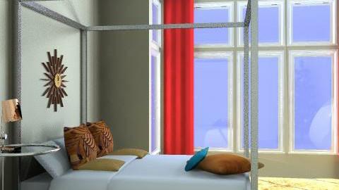 christmas retro bed angle2 - Retro - by pia