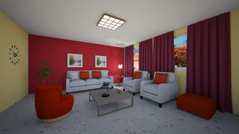 Living ALL01 - Modern - Living room  - by Alexander Davila