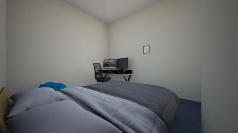 My Bedroom - Minimal - Bedroom  - by coffeemood