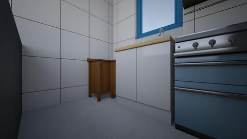 COCINA - Kitchen - by Esther VP