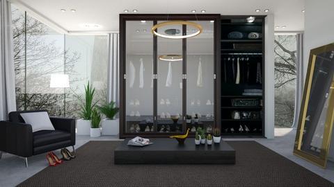 closet - by eide10e10e10