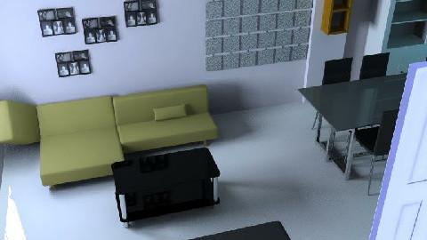 living room 1 - Living room  - by karengoh79
