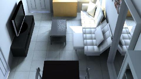 Livingroom view 2 - by karengoh79