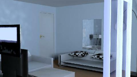 New Living Room MINIMAL - Minimal - Living room  - by JaneH66