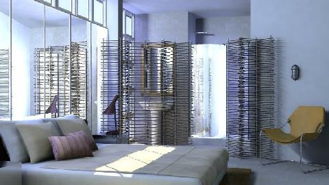 Minimalist Bedroom - Minimal - Bedroom - by 3rdfloor