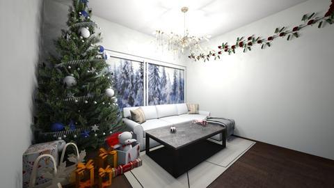 Christmas day - Modern - by rat kenneddyyy