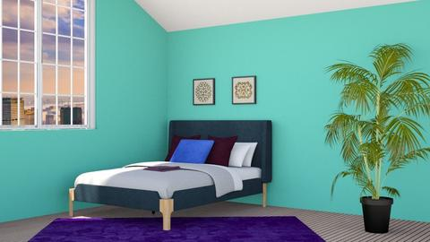For greekgirl37 - Modern - Bedroom  - by designkitty31
