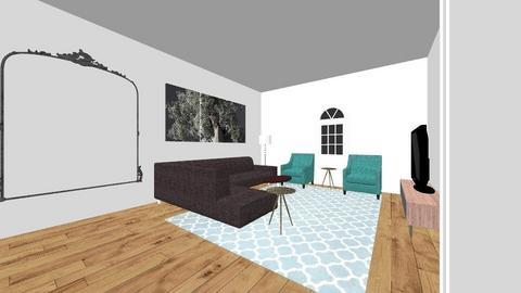 Apartment Living Room - Living room  - by atrz21