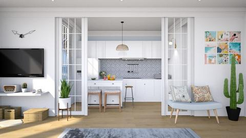 simplify - Kitchen  - by karisahsalim
