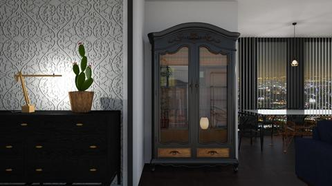 100121 - Modern - Living room  - by agnieszka_giez