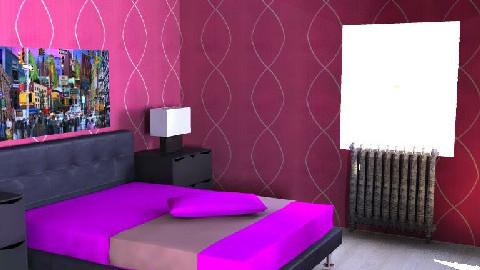 my bedroom - Bedroom  - by TheRyan