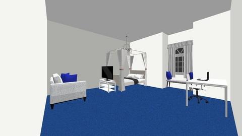 bedroom - Modern - Bedroom  - by isabellaklein