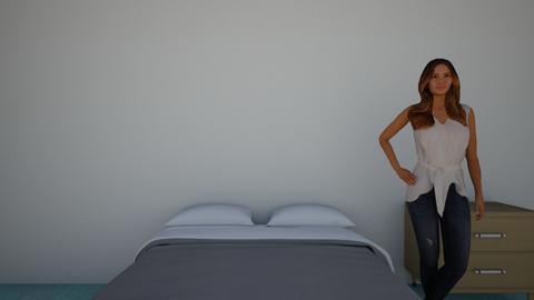 cutechloes ROOM yay19882 - Bedroom  - by cutechloe