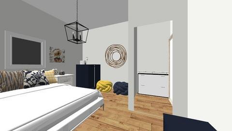 mackenzie fuller bedroom - Modern - Bedroom  - by mackenzie fuller