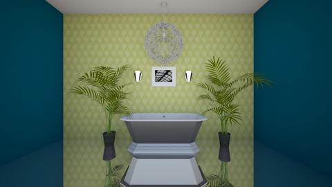 ART DECO - Bathroom  - by ROGGY 1